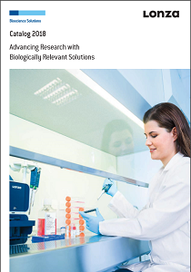 Bioscience Solutions Catalog 2018