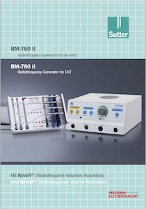 Catalogo SUTTER BM-780