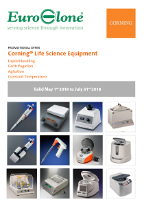 Corning Life science equipment
